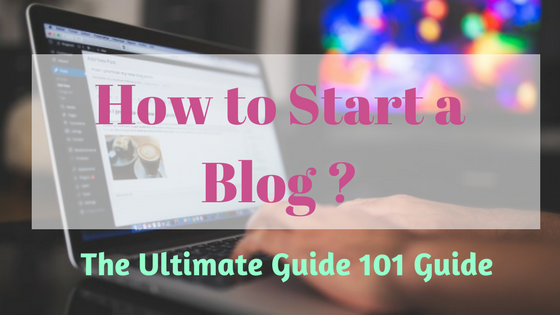 How to Stat a Blog