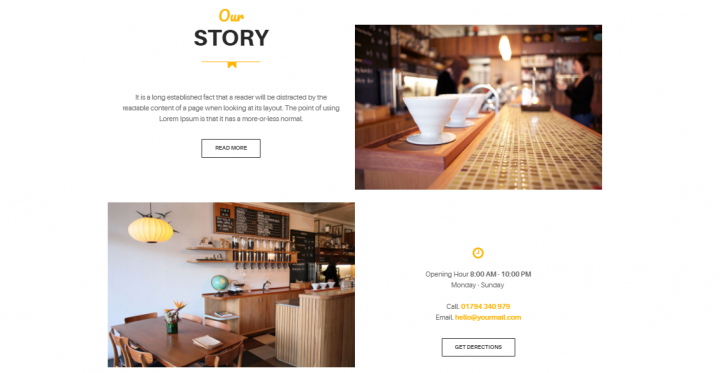10+ Restaurant WordPress Themes That Will Make You Drool