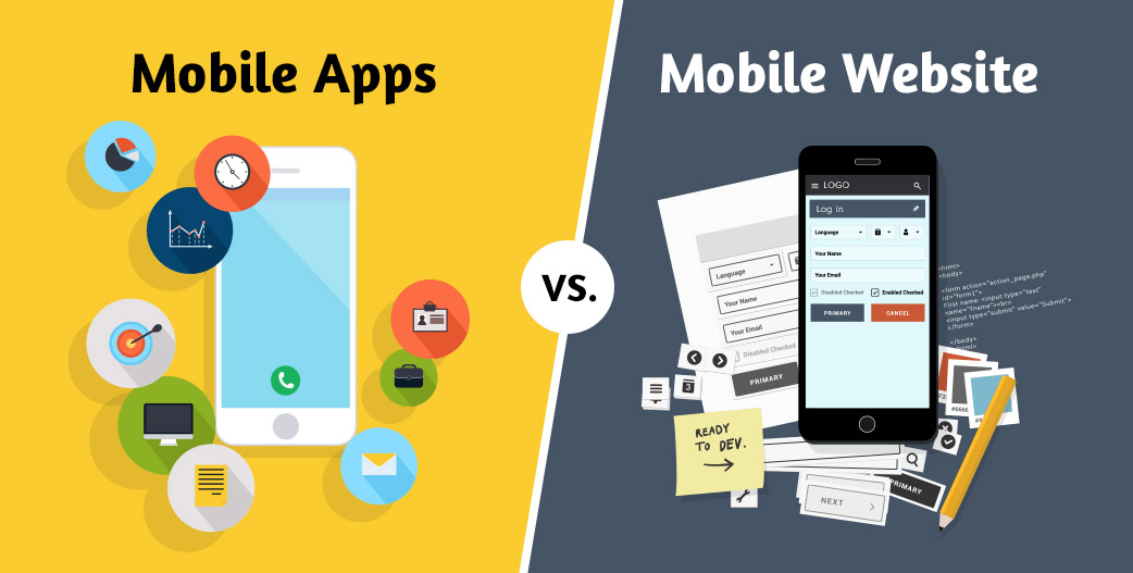 A Mobile-Friendly Website or an App - Which One Should You Choose?