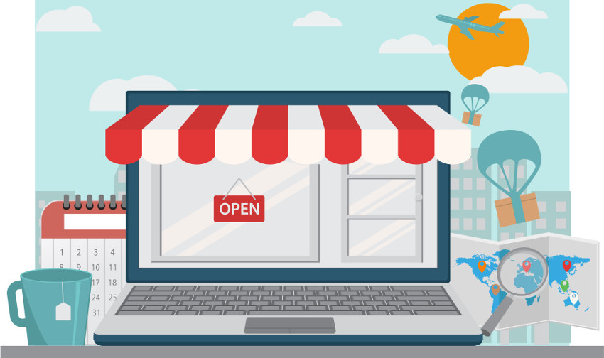 The best store builders for startups 2017 for Best online store website