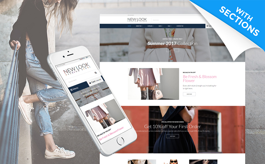Best Shopify Themes - Multifly